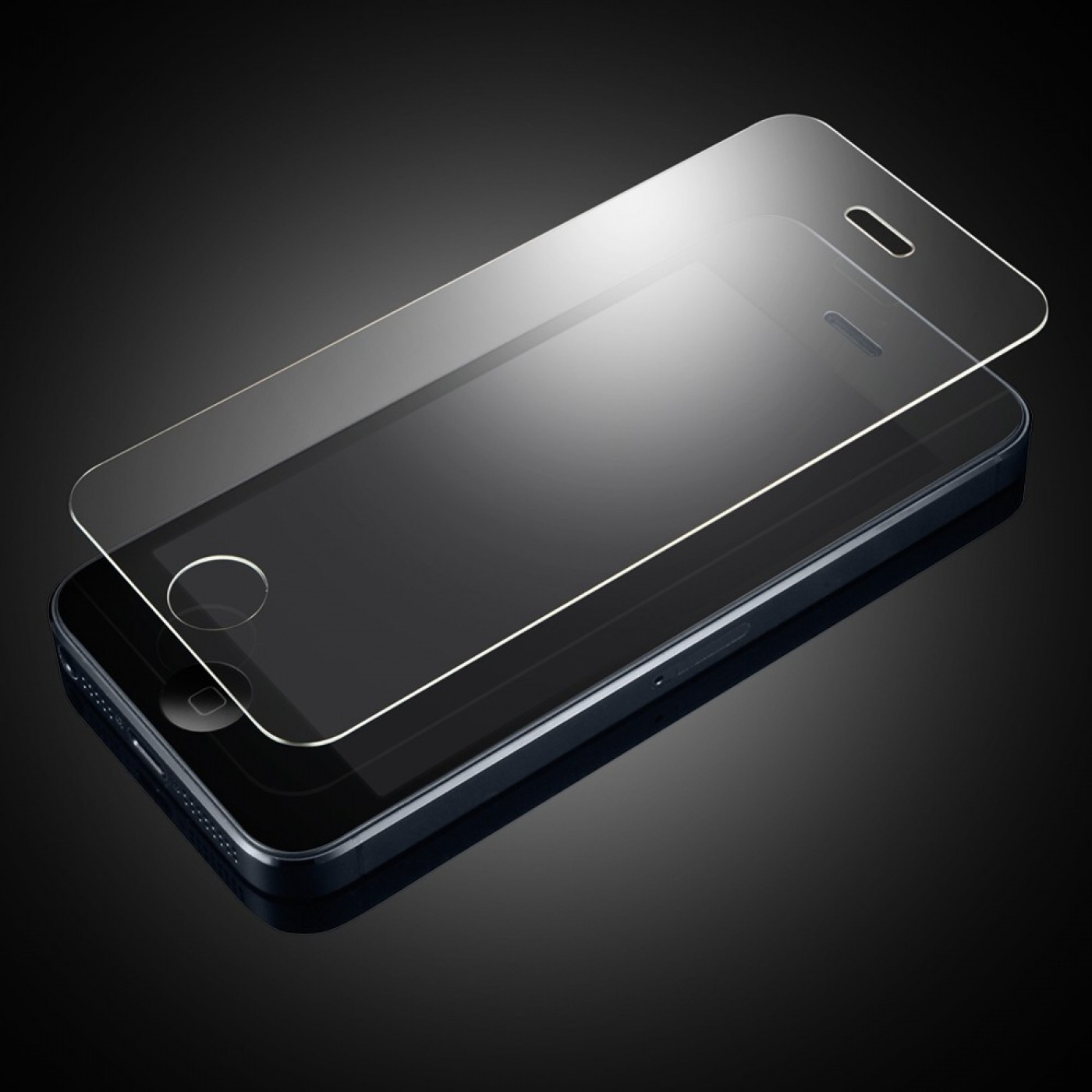 tempered glass vitre de protection iphone 5 5s. Black Bedroom Furniture Sets. Home Design Ideas