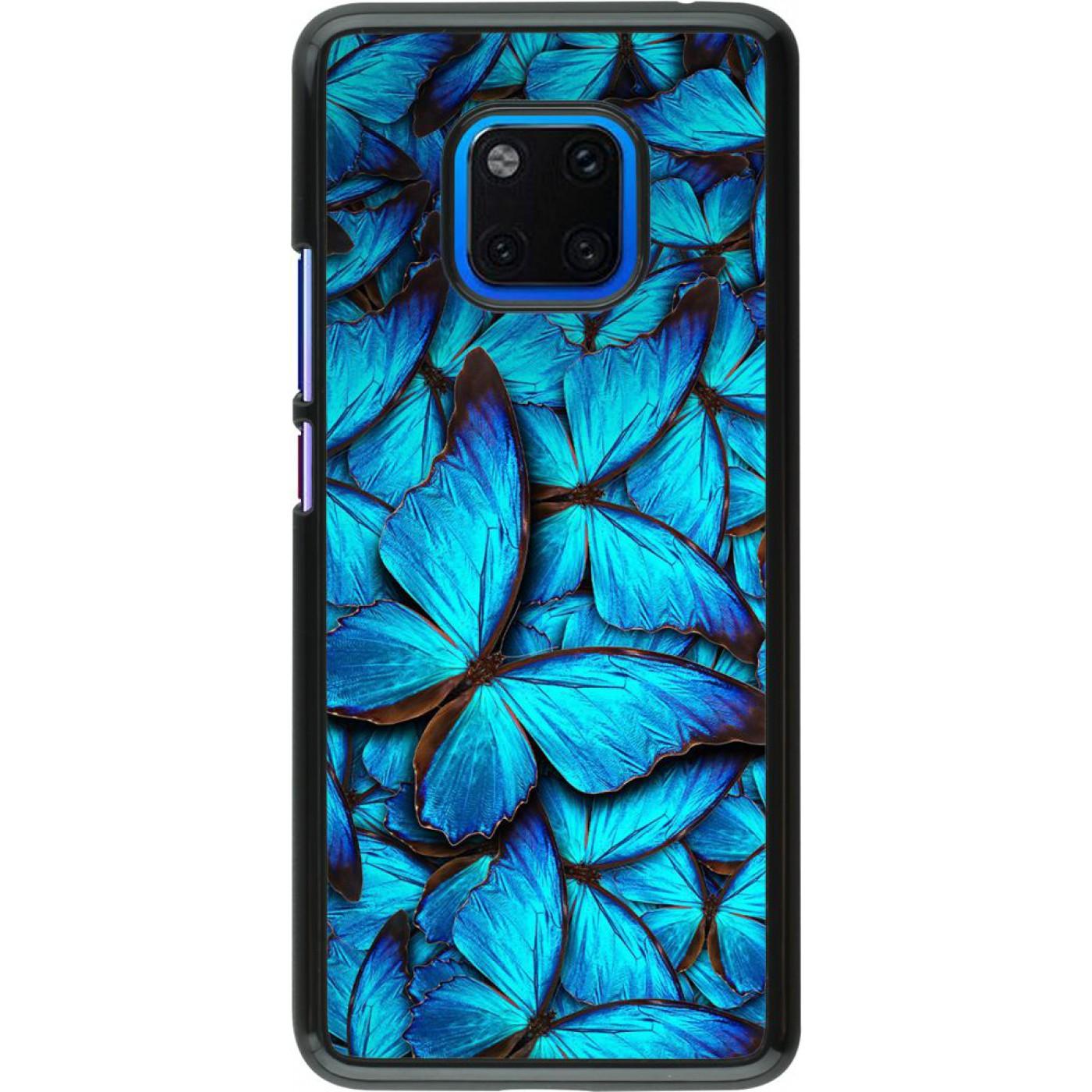 coque huawei p30 pro papillon