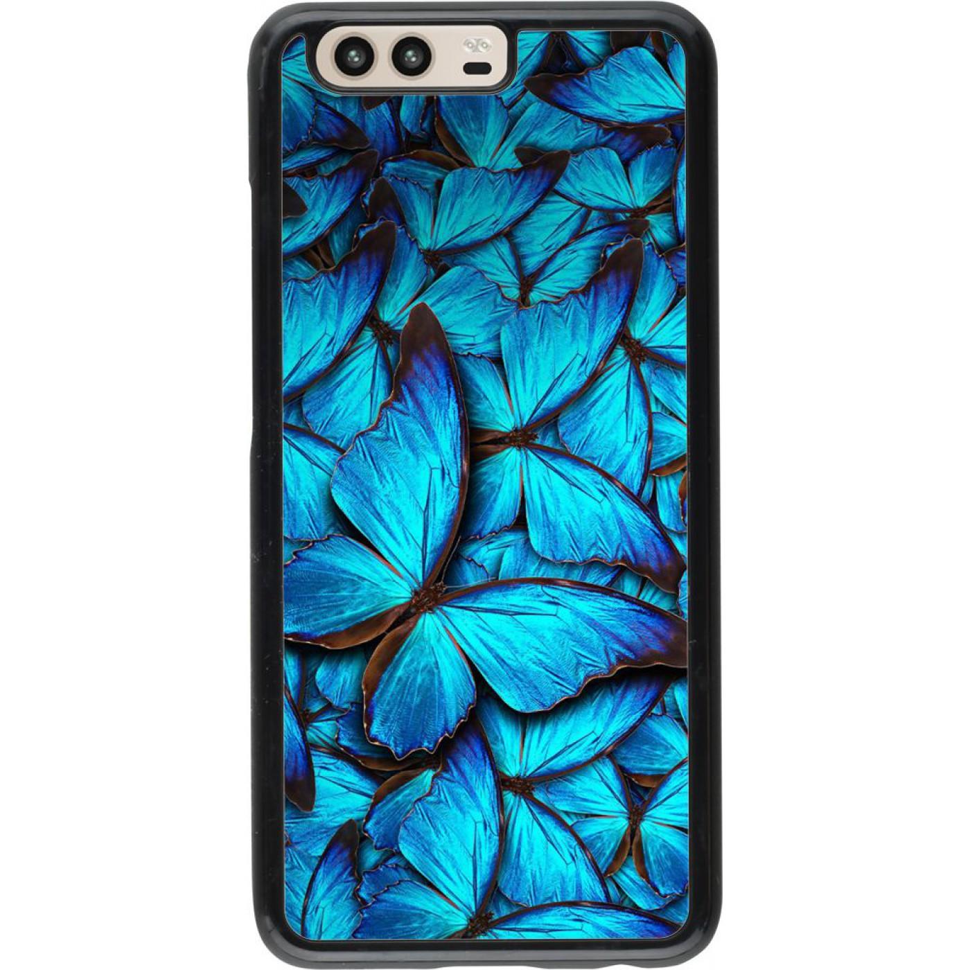coque huawei p10 papillon
