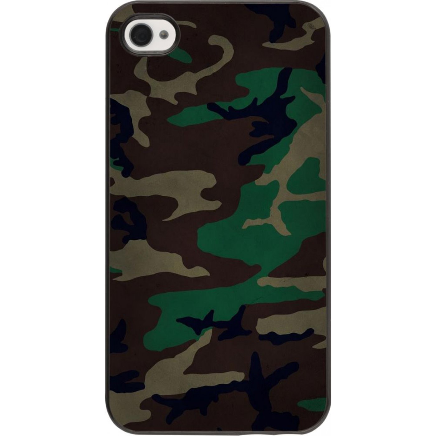 h lle iphone 4 4s camouflage 3. Black Bedroom Furniture Sets. Home Design Ideas