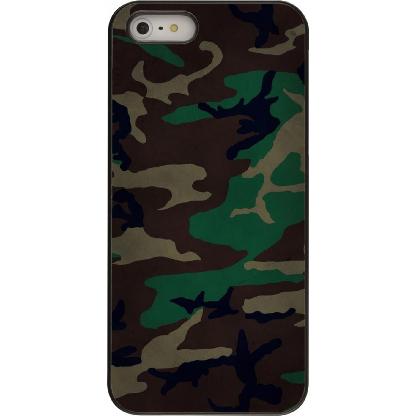 h lle iphone 5 5s se camouflage 3. Black Bedroom Furniture Sets. Home Design Ideas