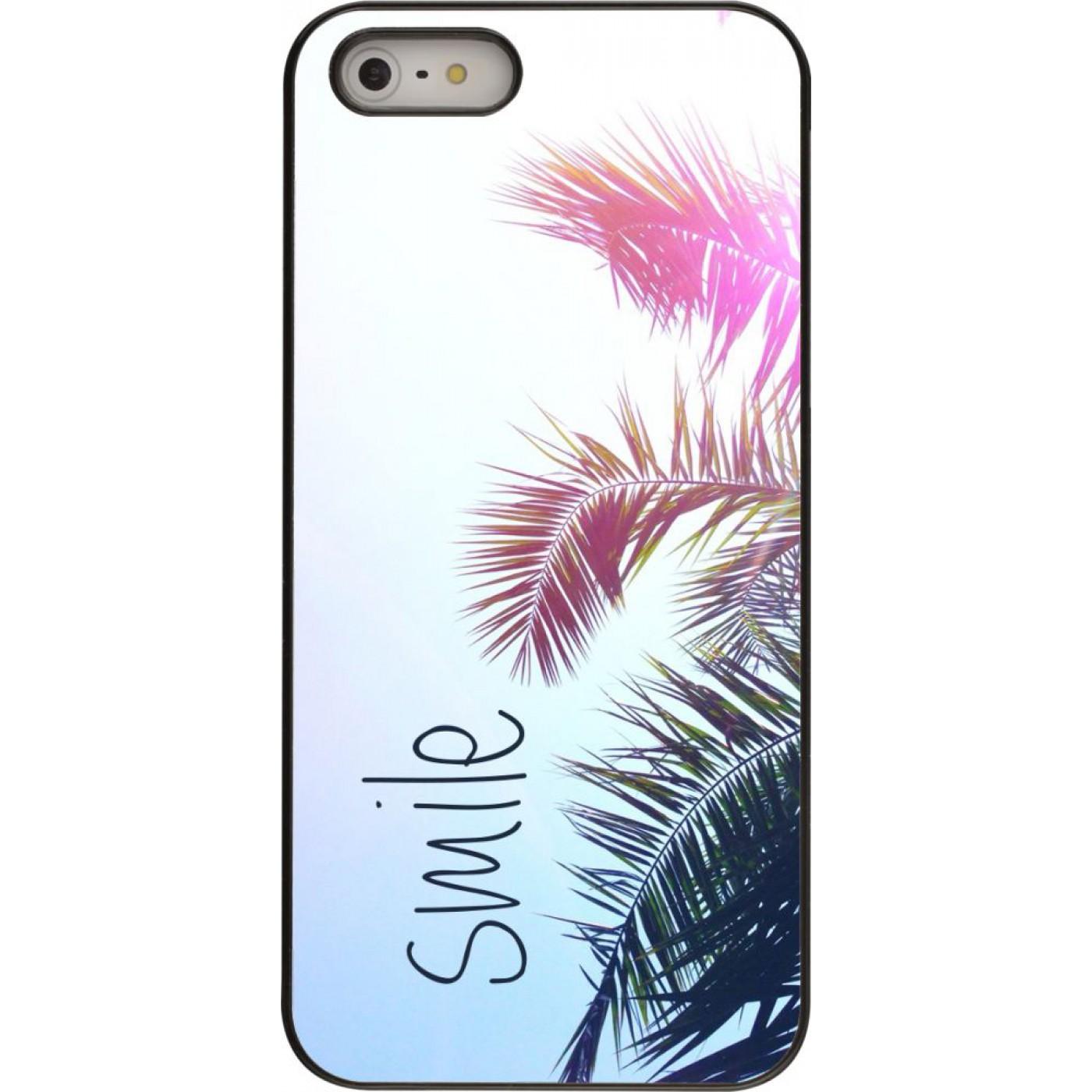 coque iphone 5 smile