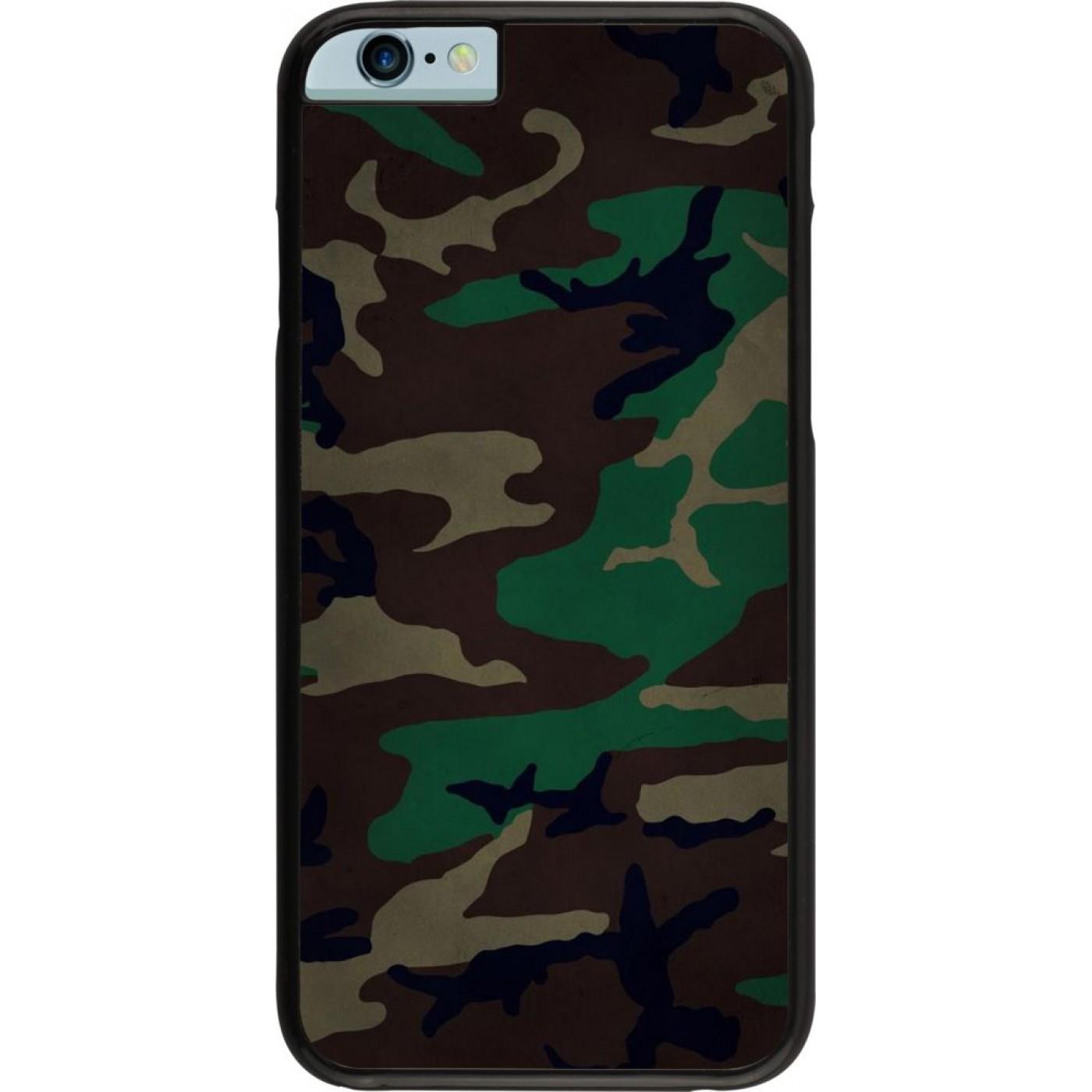 Coque Camouflage Iphone S