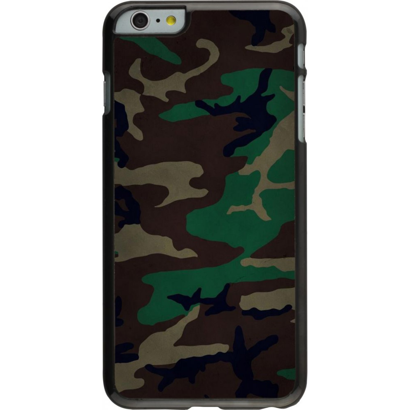 h lle iphone 6 plus 6s plus camouflage 3. Black Bedroom Furniture Sets. Home Design Ideas