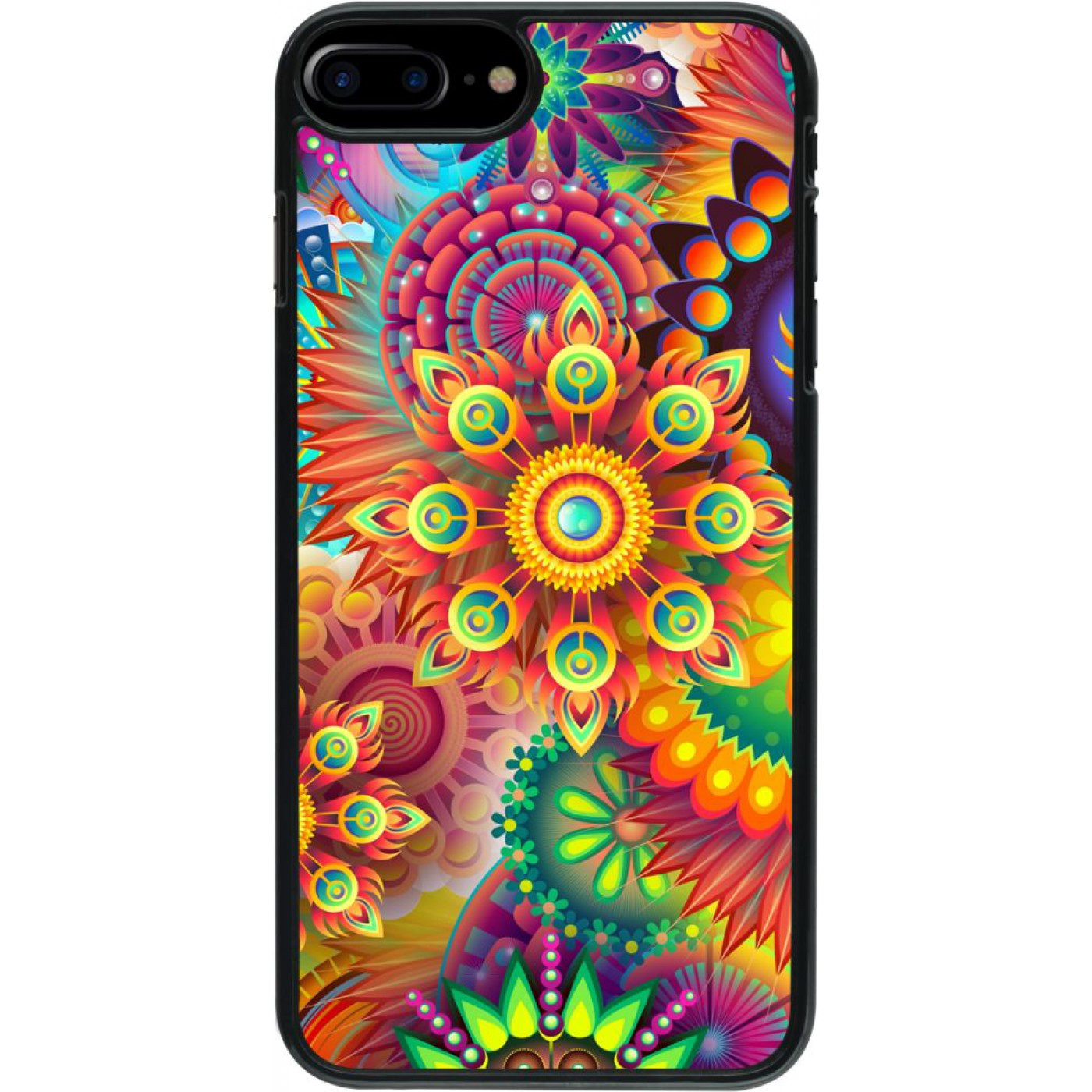 coque iphone 7 multicolor