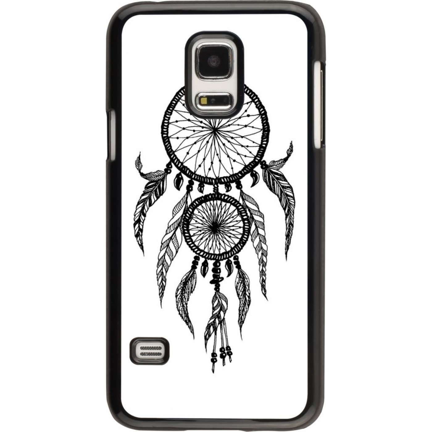 h lle galaxy s5 mini dreamcatcher 02. Black Bedroom Furniture Sets. Home Design Ideas
