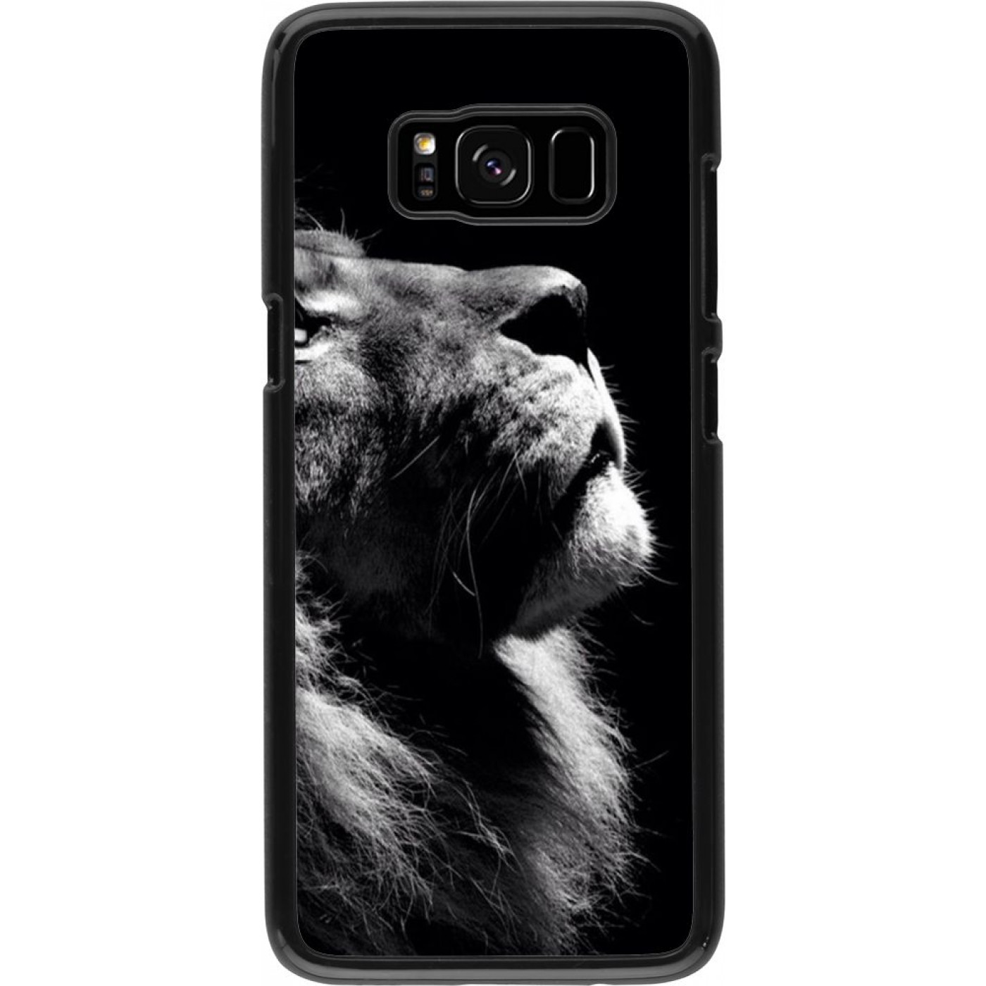 coque galaxy s8 lion