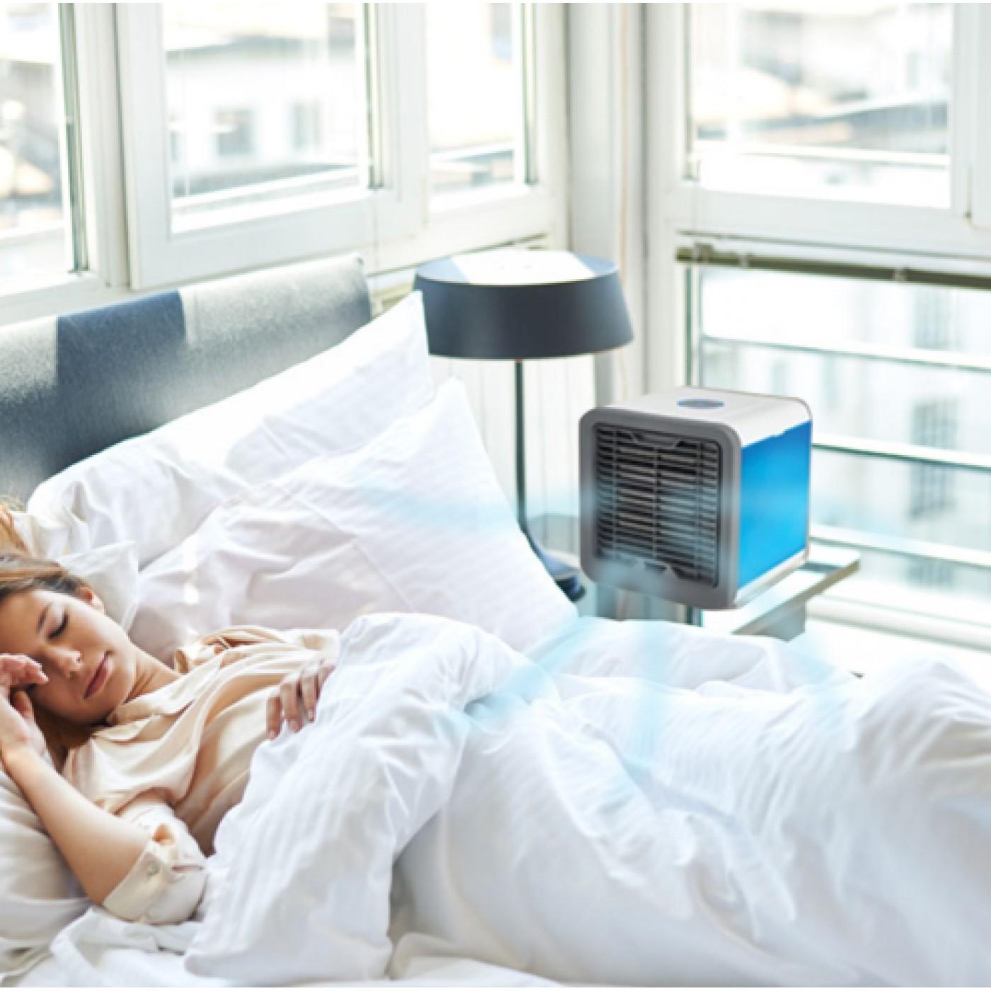 arctic air climatiseur de table 17 x 17 cm. Black Bedroom Furniture Sets. Home Design Ideas