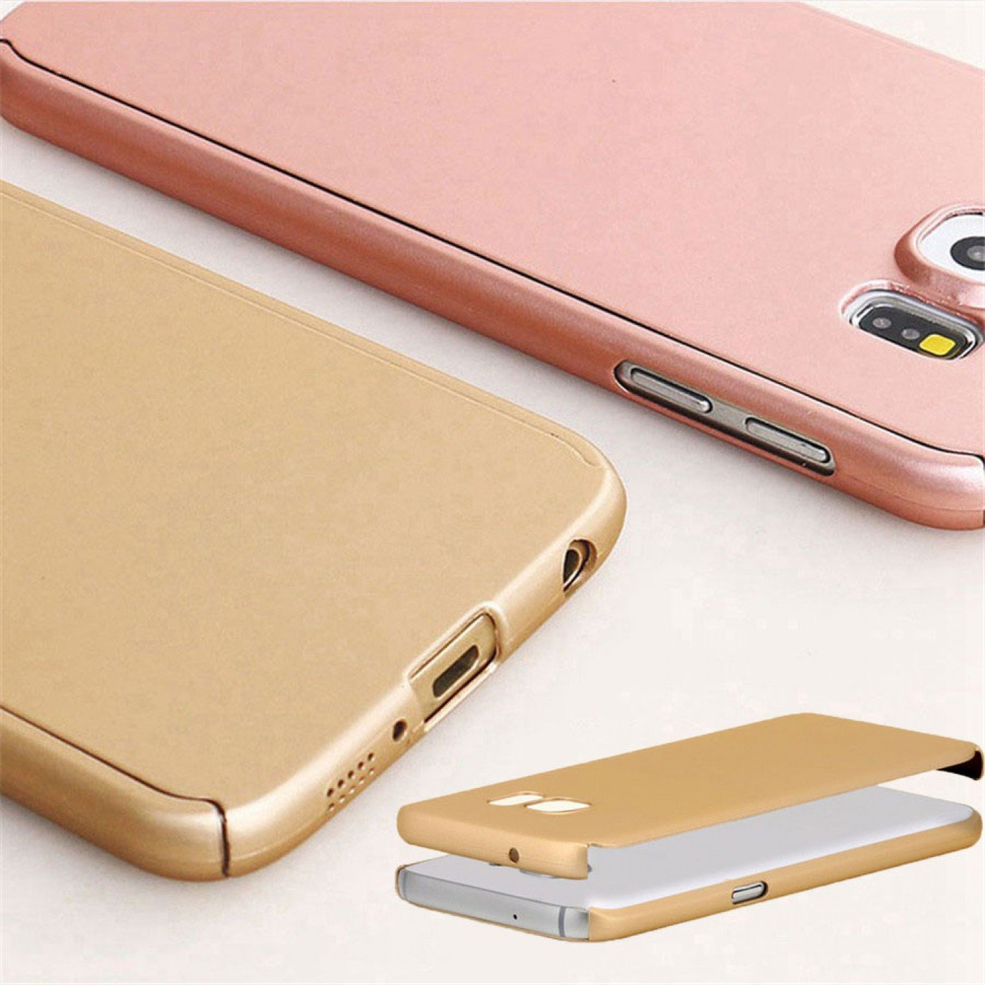 coque galaxy s6 rose gold