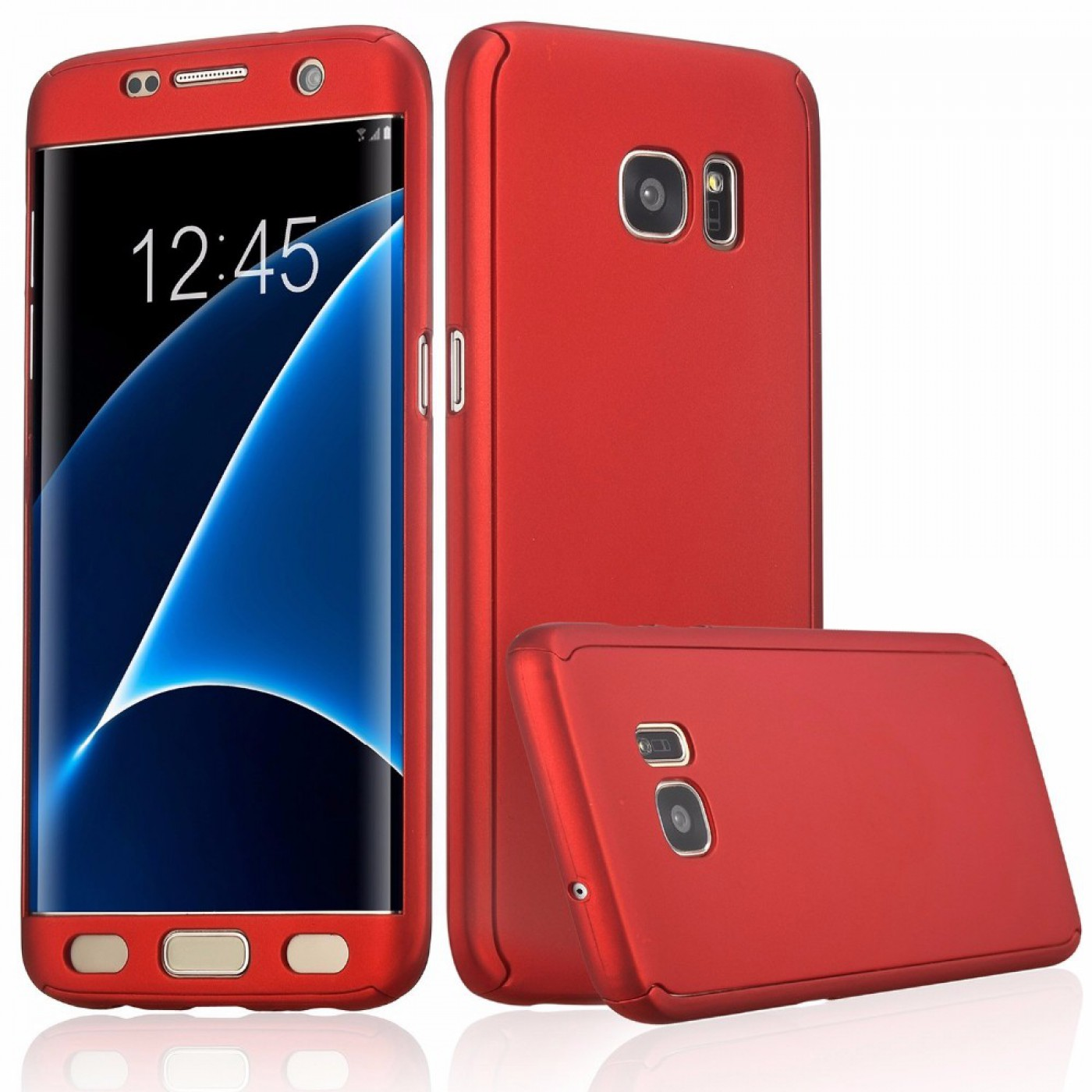 coque samsung s6 edge rouge