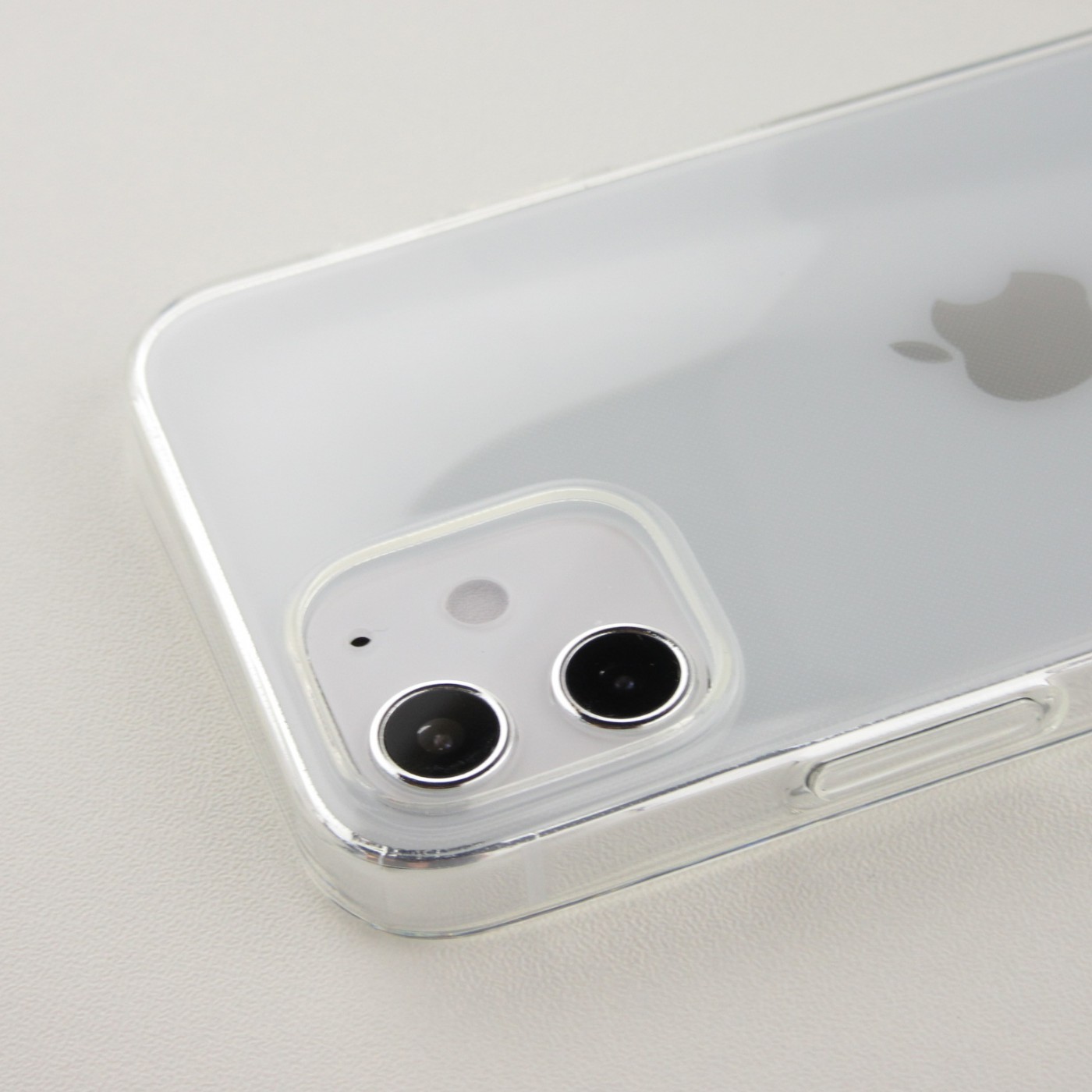 Coque iPhone 12 / 12 Pro - Ultra-thin gel transparent
