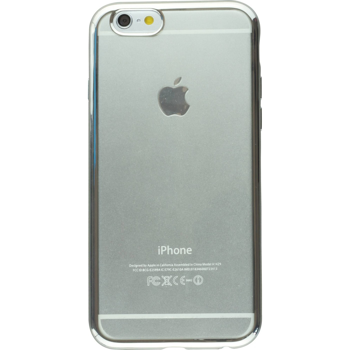 coque iphone 5 5s se bumper diamond argent. Black Bedroom Furniture Sets. Home Design Ideas