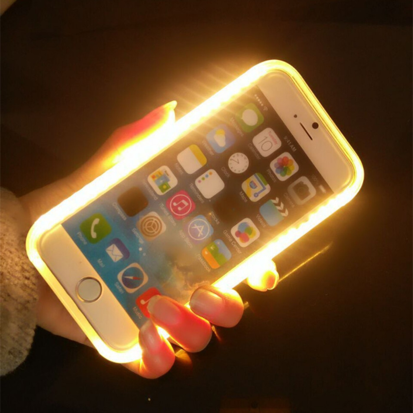 coque iphone 6 lumee