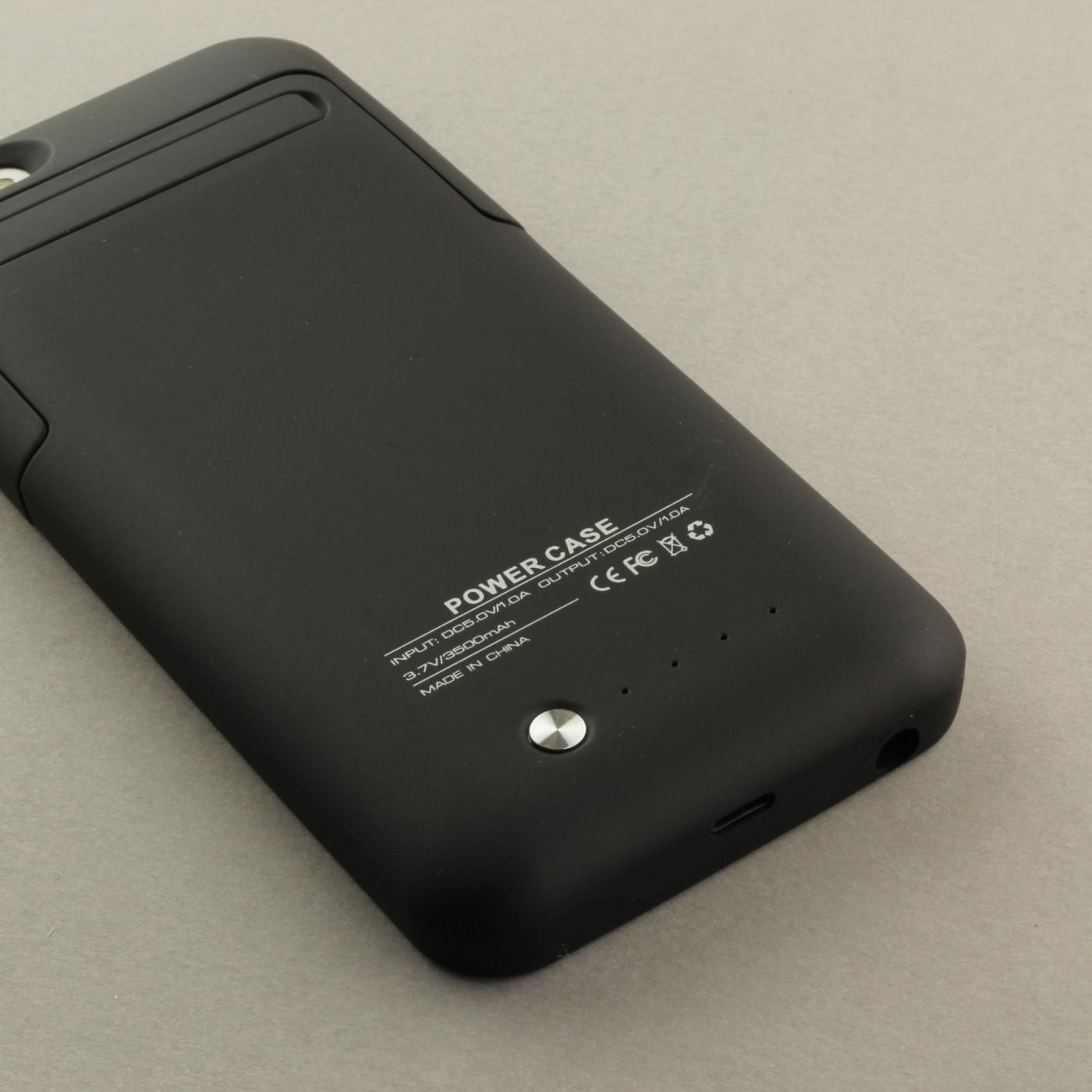 coque iphone 6 6s plus 7 plus power case batterie externe. Black Bedroom Furniture Sets. Home Design Ideas