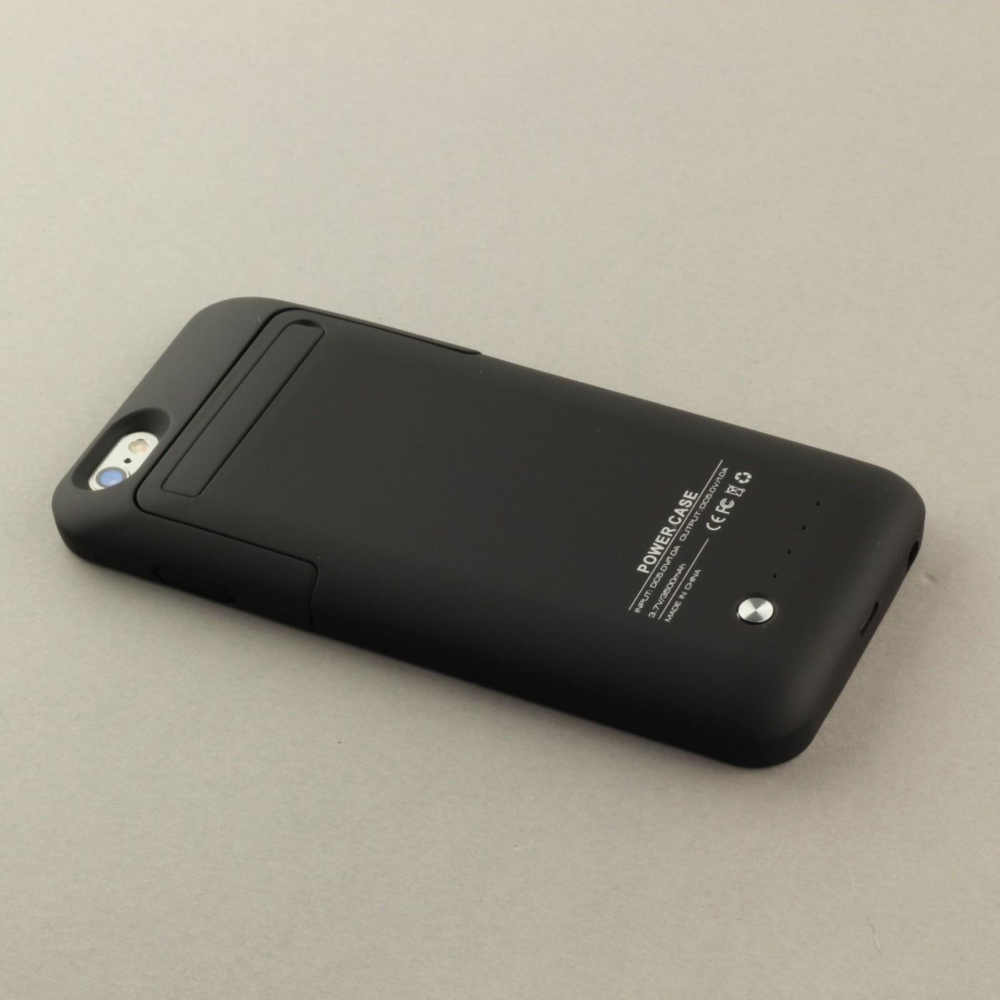 coque iphone 6 6s plus 7 plus 8 plus power case batterie externe. Black Bedroom Furniture Sets. Home Design Ideas
