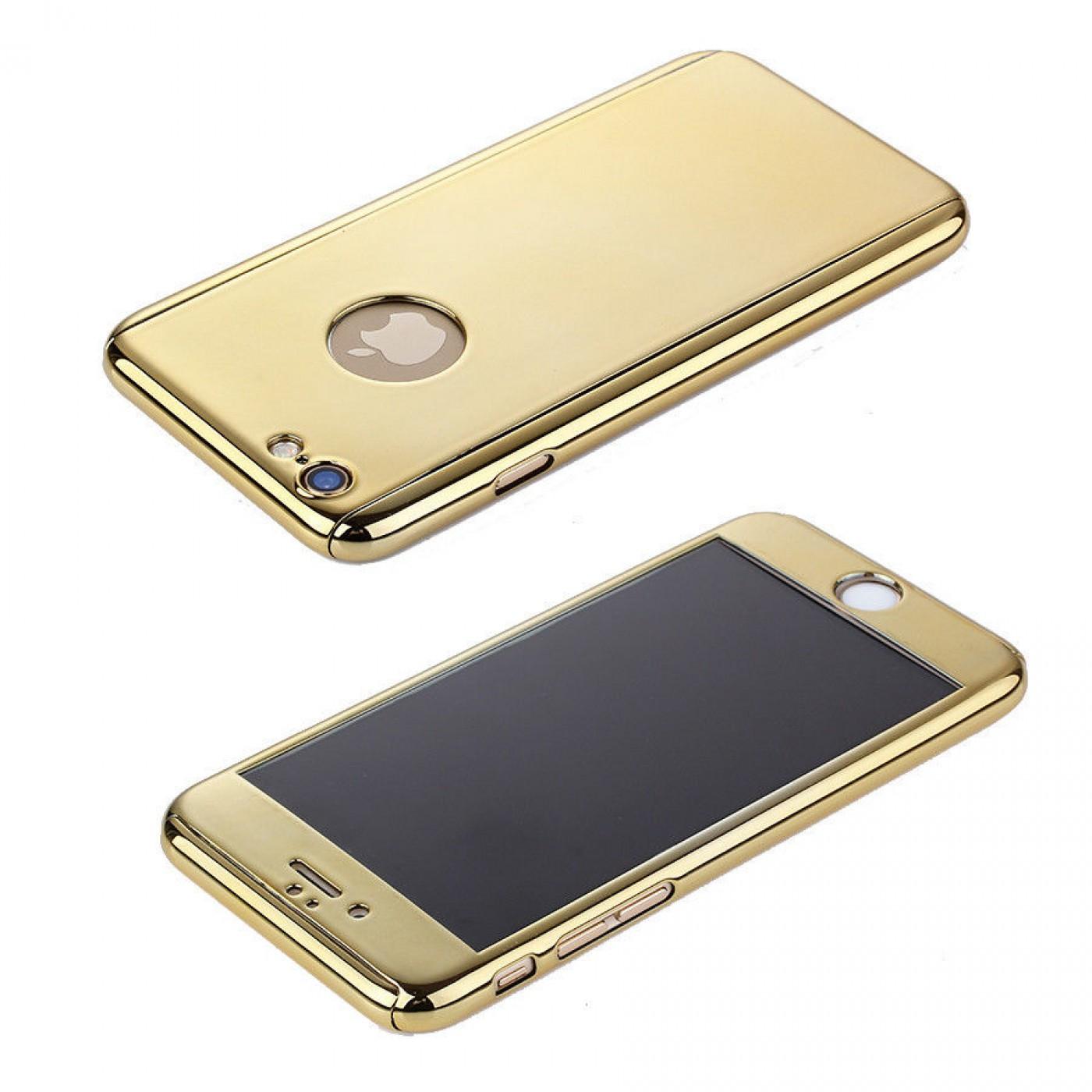 Coque iphone 7 plus 8 plus 360 full body mirror or for Coque iphone 7 miroir