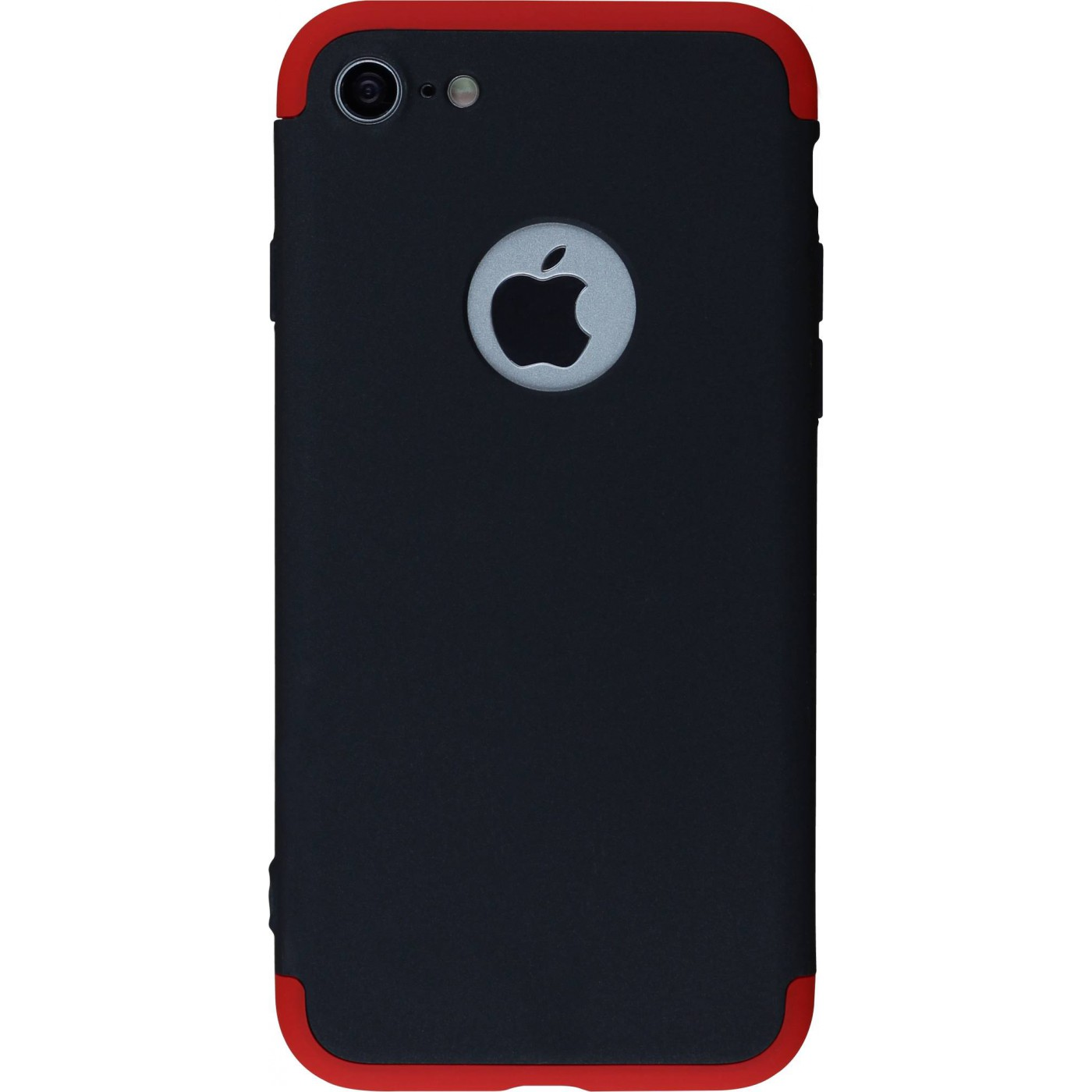 coque 360 rouge iphone xs