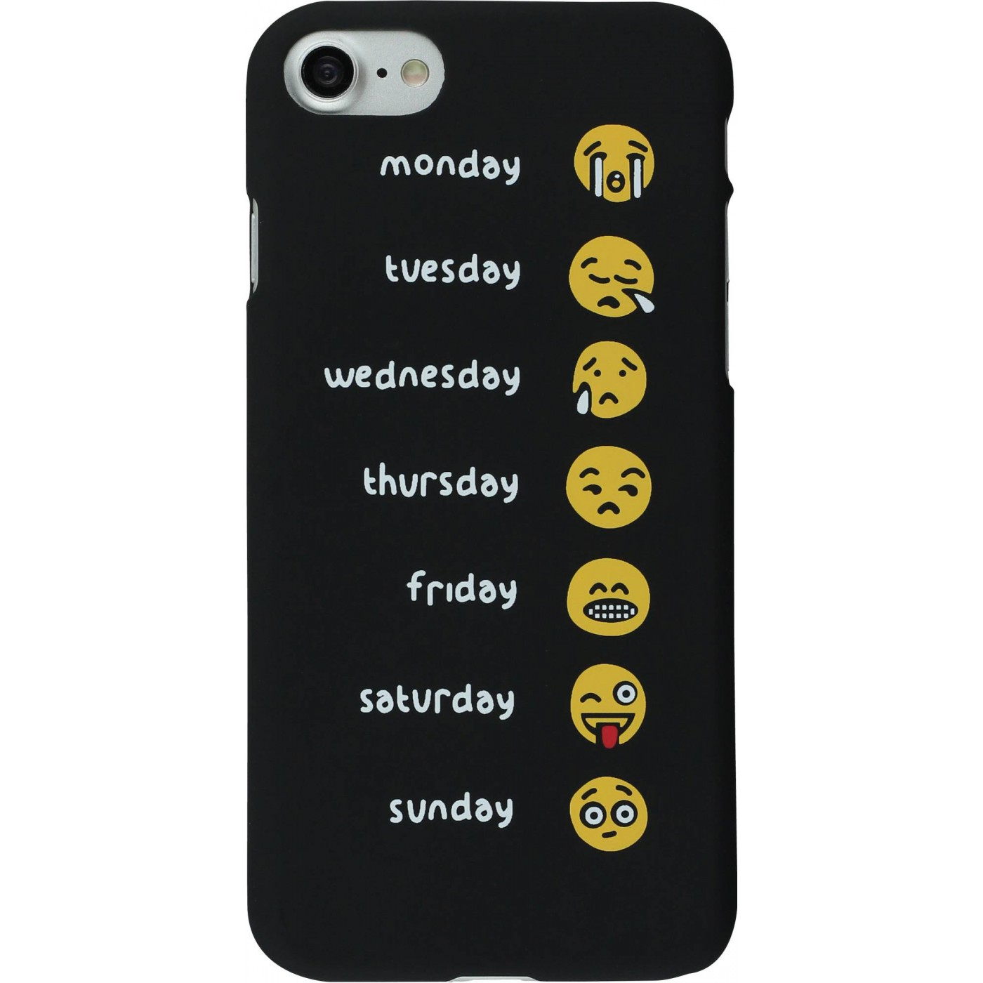 coque iphone 8 emoji