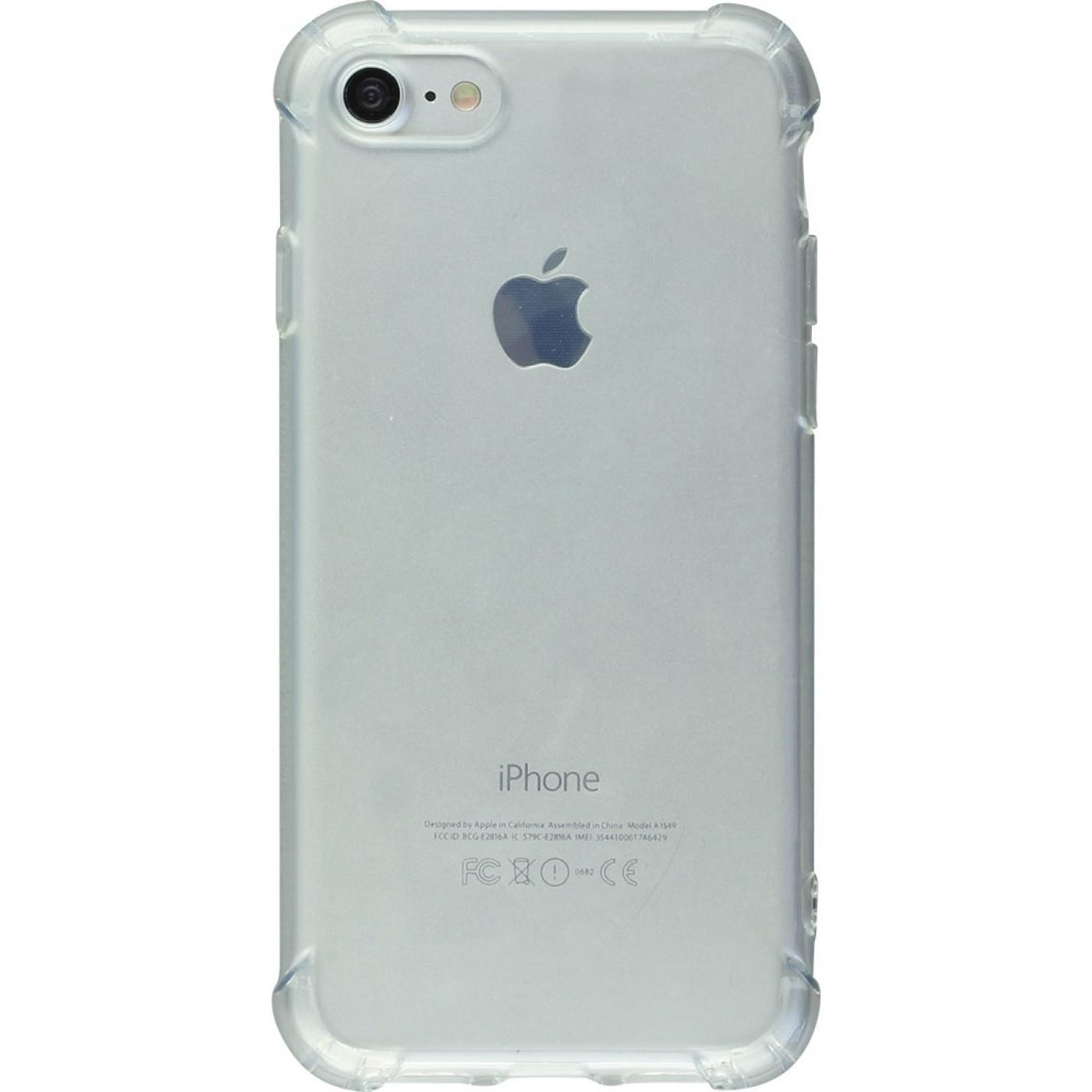 coque iphone 8 gel transparent