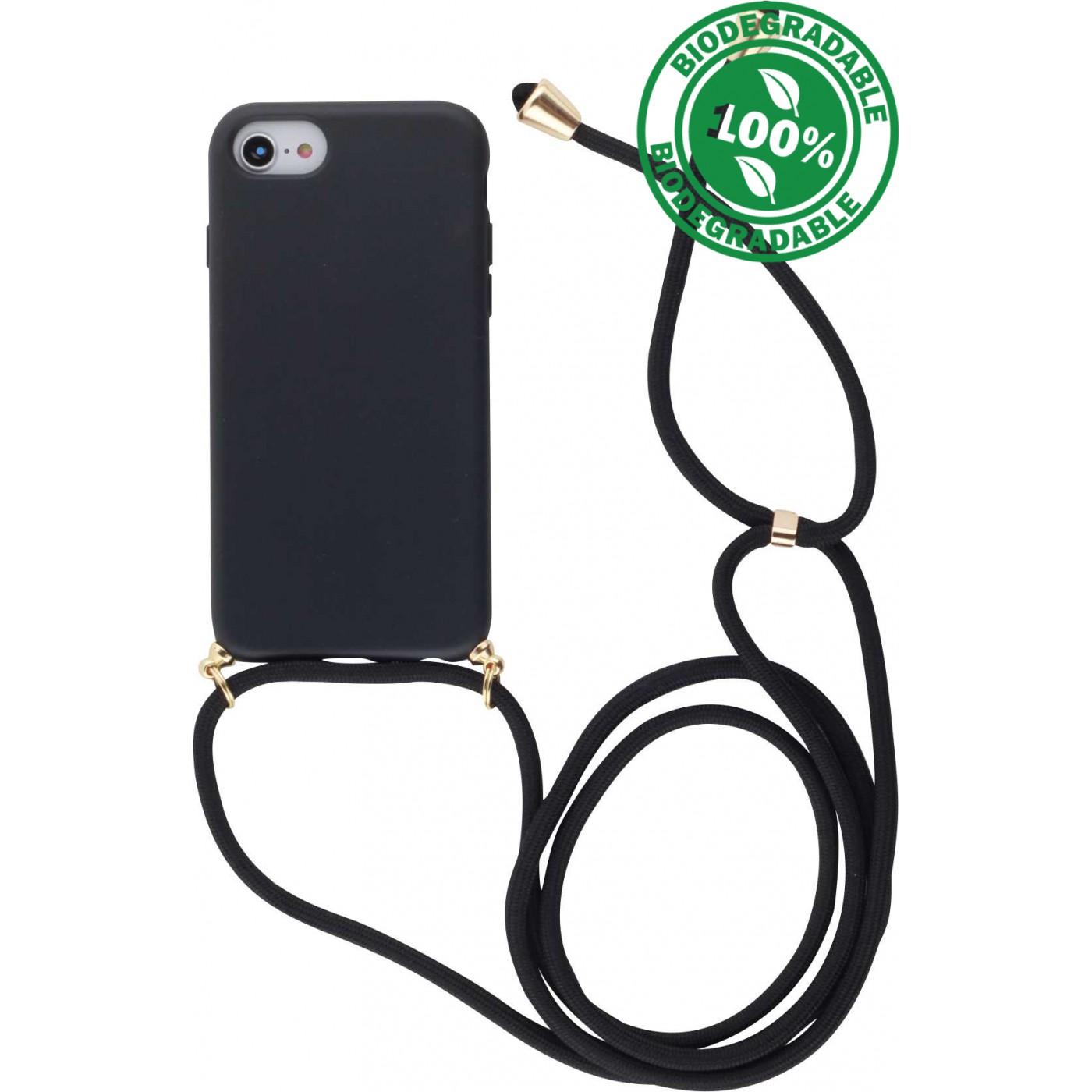 Coque iPhone 6/6s - Bio Eco-Friendly Lacet noir