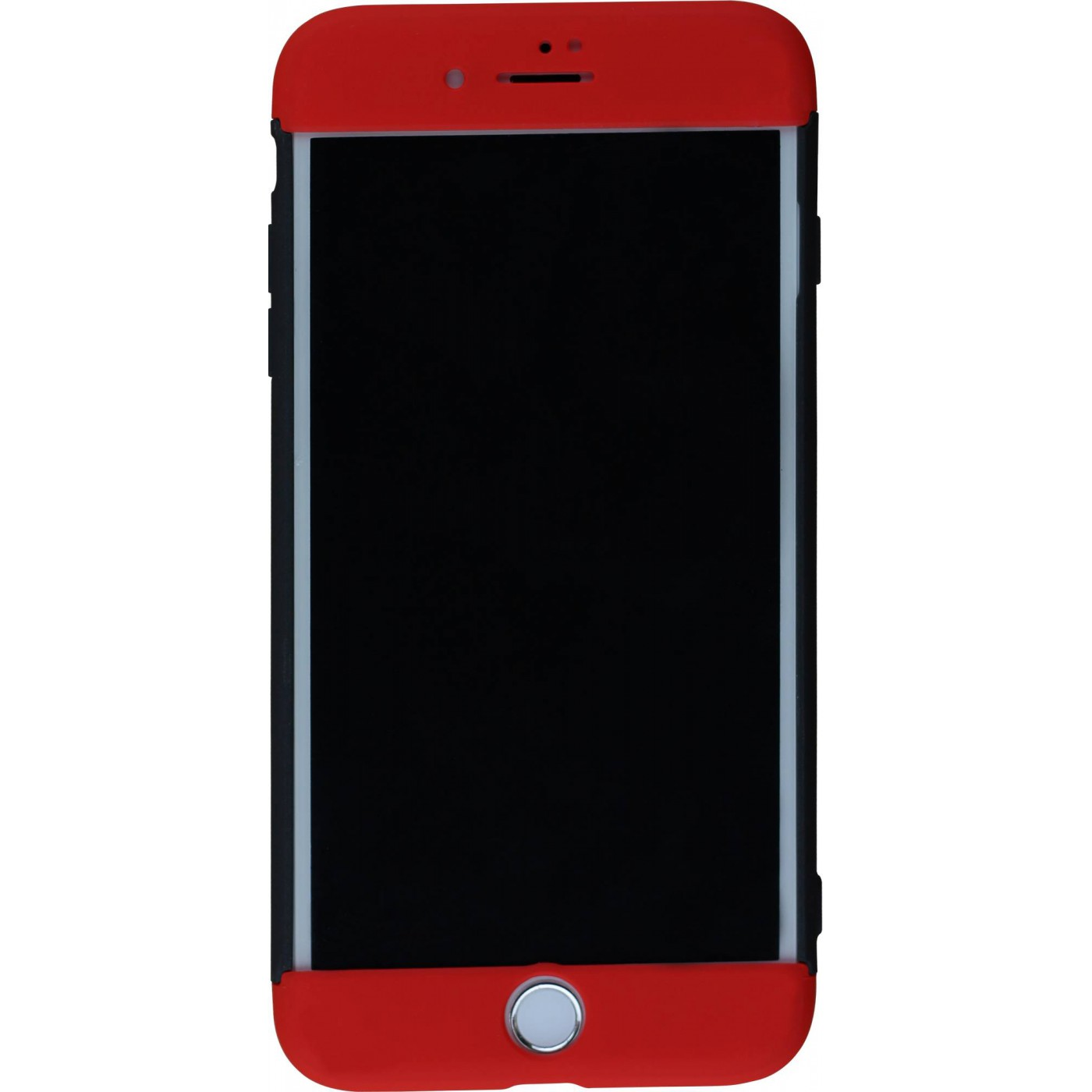 coque iphone x 360 rouge