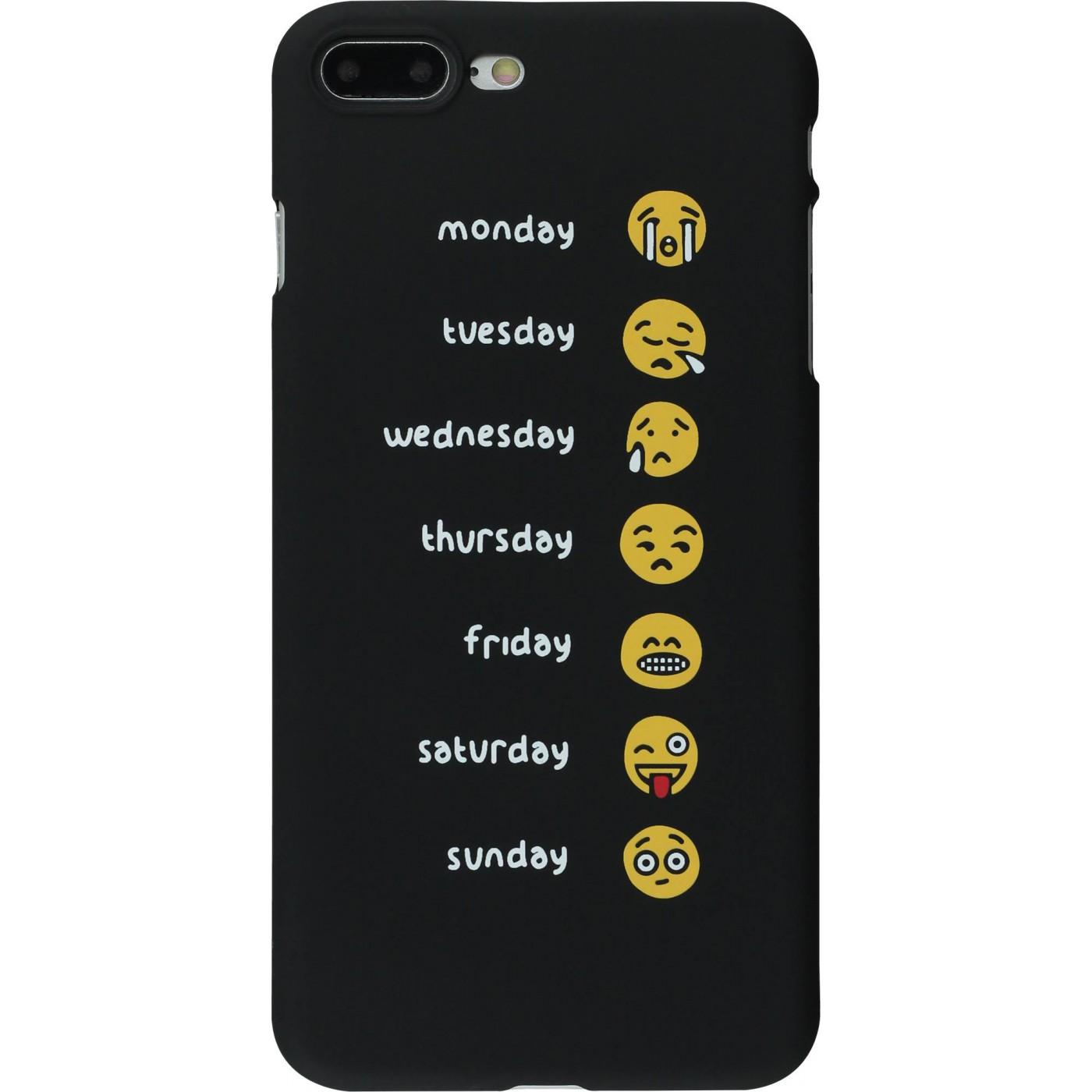 iphone 7 plus coque emoji