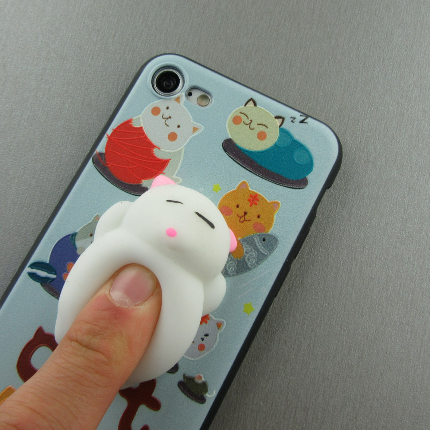 coque iphone 6 squishy chat