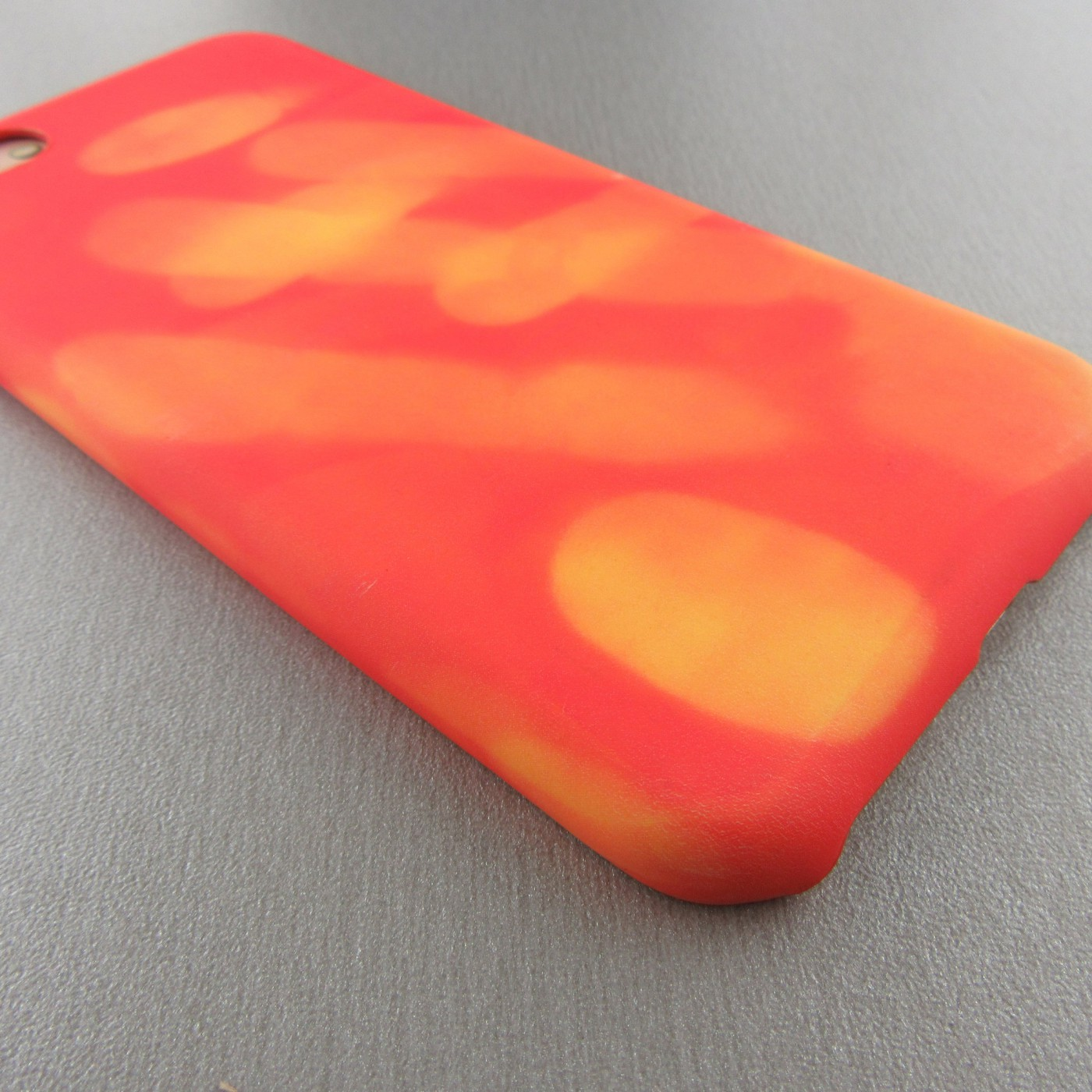 coque iphone 6 thermosensible