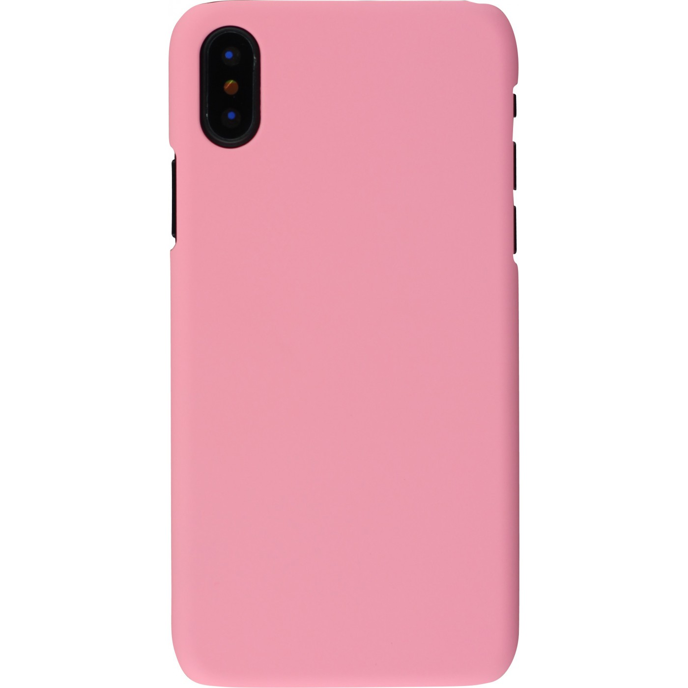 coque iphone xs mat