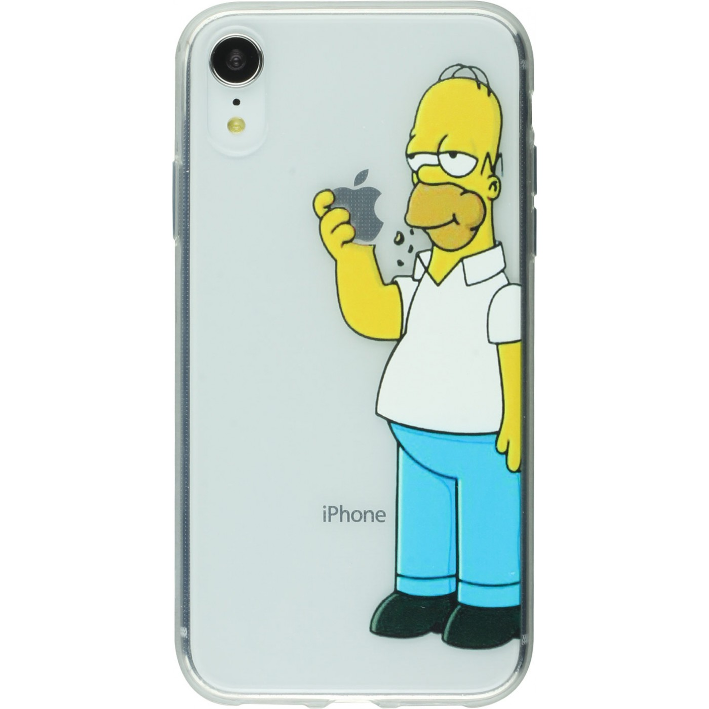 Coque iPhone XR Homer Simpson Hulle iPhone XR Homer Simpson