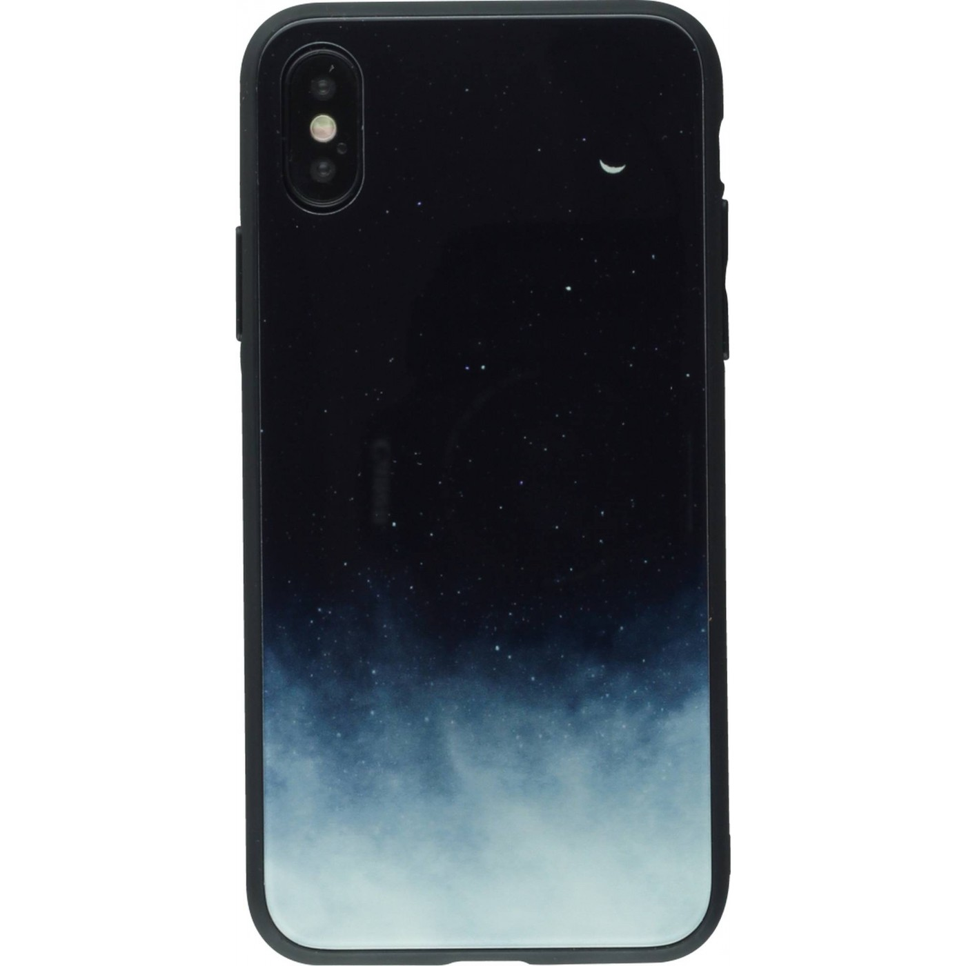 coque iphone xs space