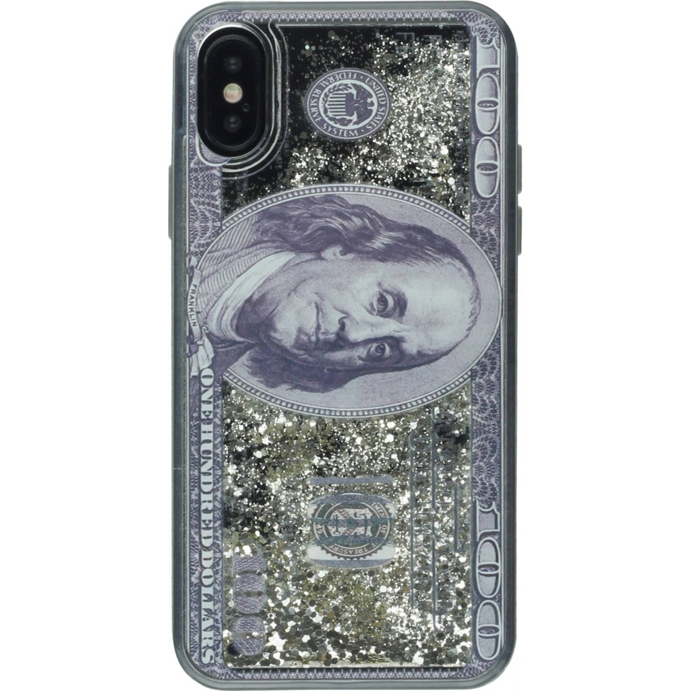 coque iphone xr dollar