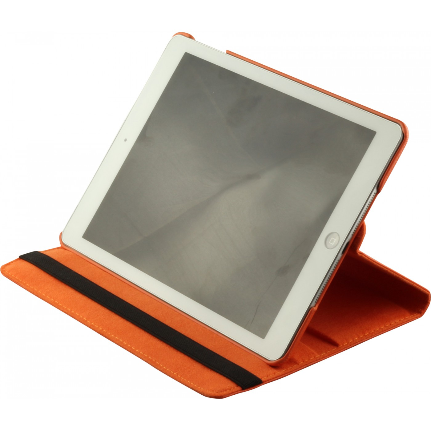 h lle ipad mini mini 2 mini 3 premium flip 360 orange. Black Bedroom Furniture Sets. Home Design Ideas