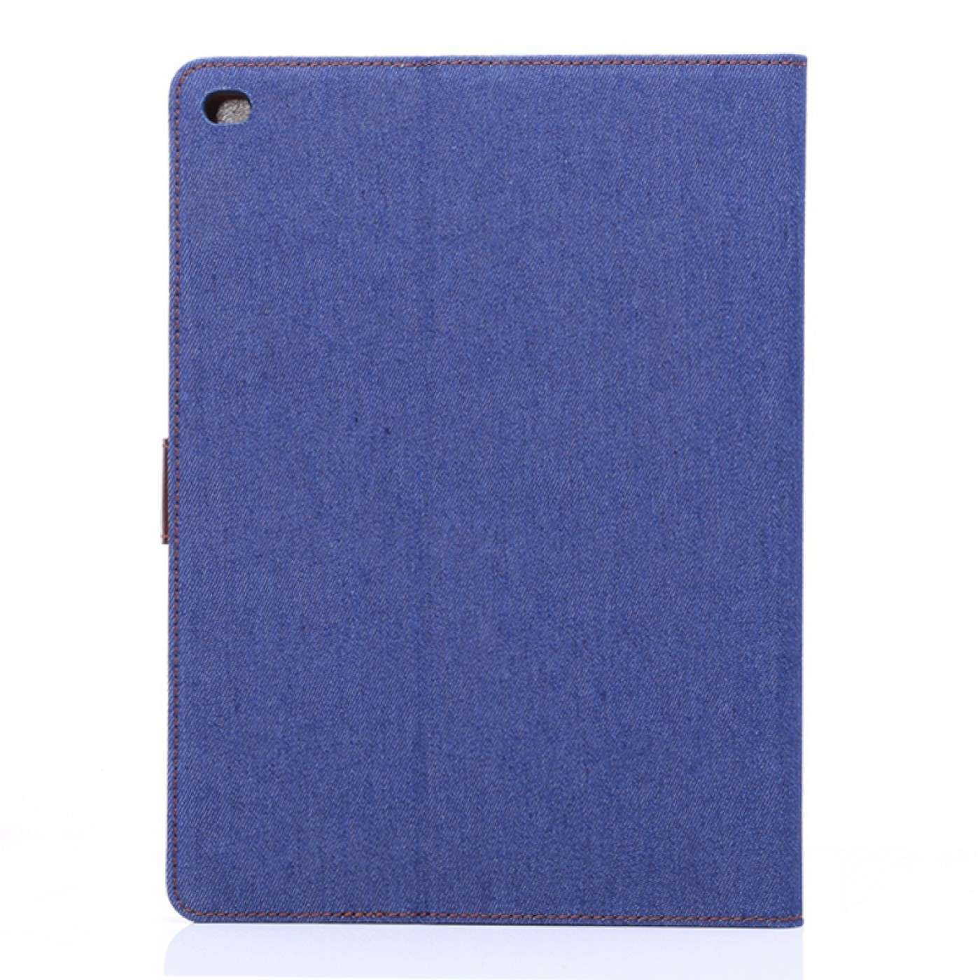 fourre ipad air 2 flip jeans bleu fonc. Black Bedroom Furniture Sets. Home Design Ideas
