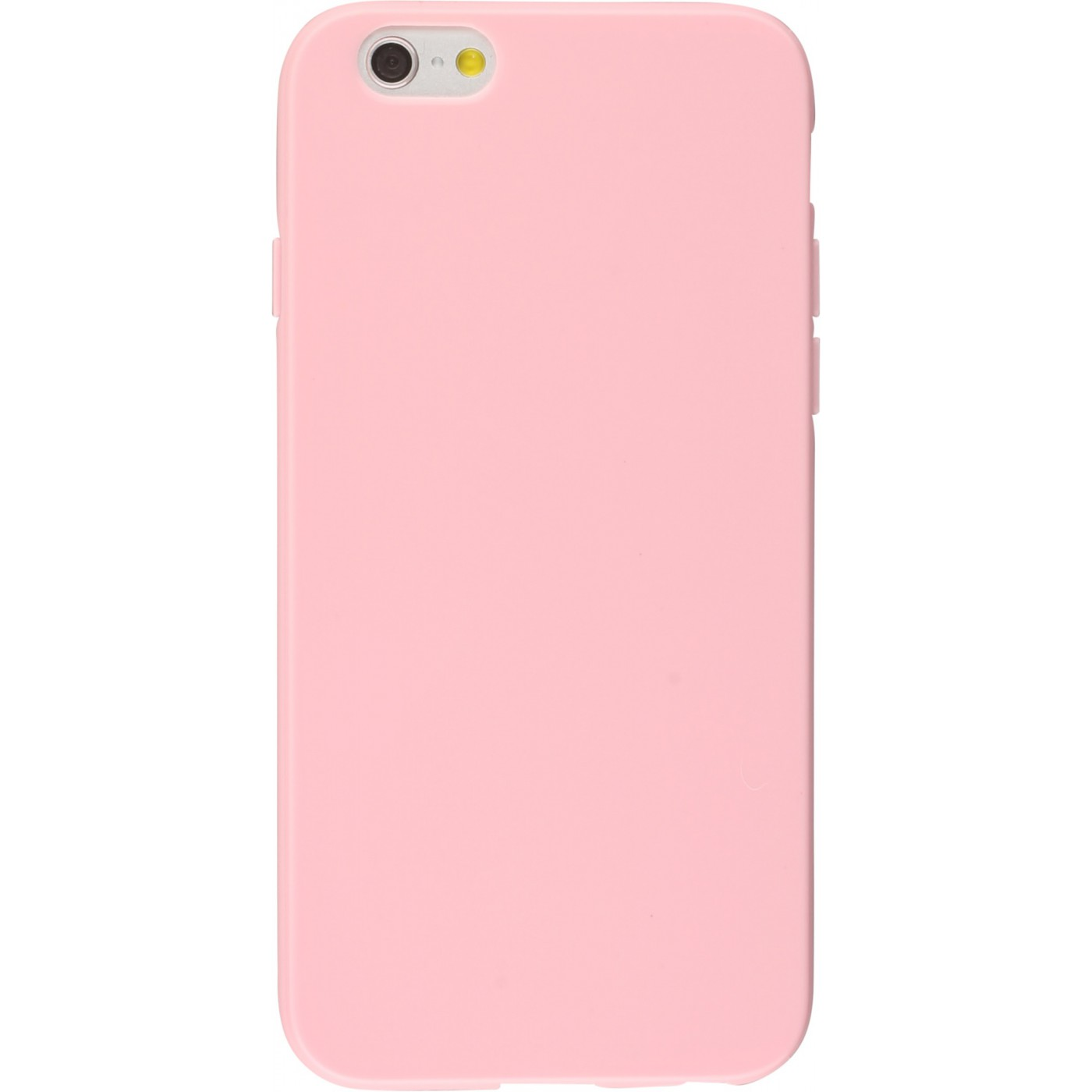 Housse iphone 6 6s gel rose clair for Housse iphone 6