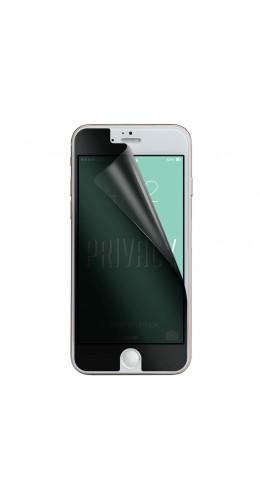 Film protecteur d'écran privé anti-espion iPhone 6 Plus / 6s Plus
