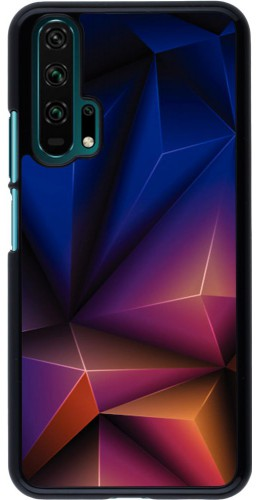 Coque Honor 20 Pro - Abstract Triangles