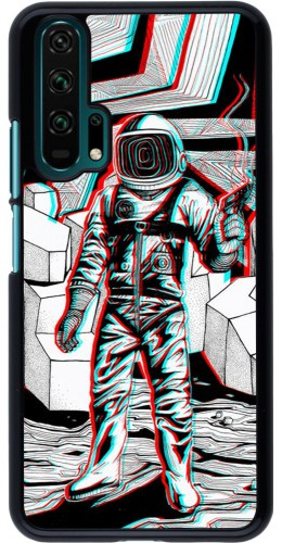 Coque Honor 20 Pro - Anaglyph Astronaut