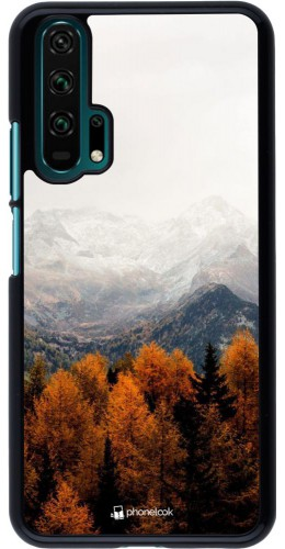 Coque Honor 20 Pro - Autumn 21 Forest Mountain