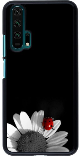 Coque Honor 20 Pro - Black and white Cox