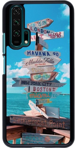 Coque Honor 20 Pro - Cool Cities Directions
