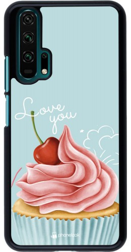 Coque Honor 20 Pro - Cupcake Love You