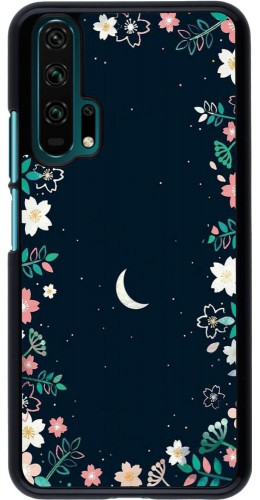 Coque Honor 20 Pro - Flowers space