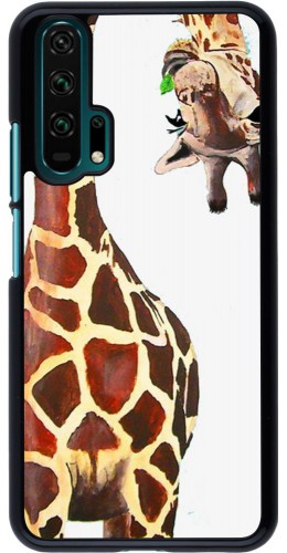 Coque Honor 20 Pro - Giraffe Fit