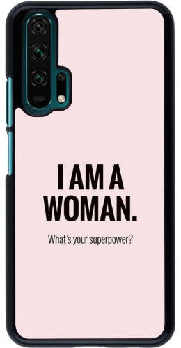 Coque Honor 20 Pro - I am a woman