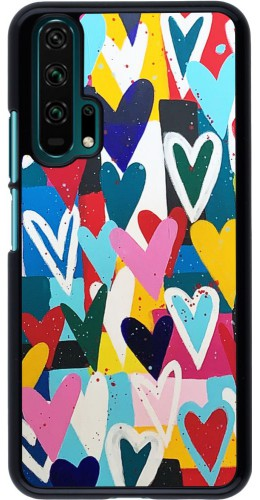 Coque Honor 20 Pro - Joyful Hearts