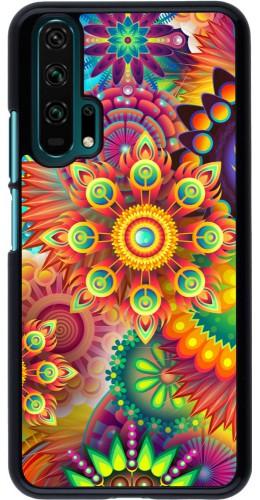 Coque Honor 20 Pro - Multicolor aztec