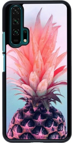Coque Honor 20 Pro - Purple Pink Pineapple