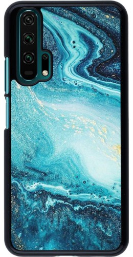 Coque Honor 20 Pro - Sea Foam Blue