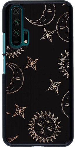 Coque Honor 20 Pro - Suns and Moons